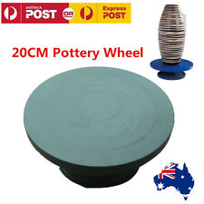Metal Pottery Wheel Potter Banding For Clay Modelling Sculpture Artist 20CM