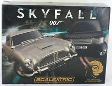 Scalextric C3268A Skyfall James Bond 007 Twin Pack  LIMITED EDITION 1494 of 3500