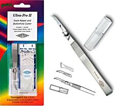Havel's Ultra-Pro II Seam Ripper and Buttonhole Cutter Set With Extra Blades