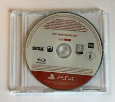 ...::: Two Point Hospital Promo PS4 - Promotional RARE :::...