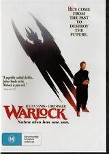 WARLOCK - JULIAN SANDS - NEW & SEALED DVD