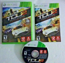 Test Drive Unlimited 2 (Microsoft Xbox 360, 2011) TDU2