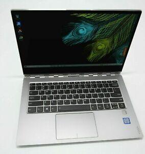 Lenovo Yoga 920-13IKB 512GB SSD 16GB RAM i7-8550 Thunderbolt 4K TouchScreen