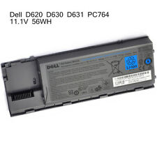 Genuine OEM Dell Latitude D620 D630 D631 M2300 TYPE PC764 6cell Original Battery