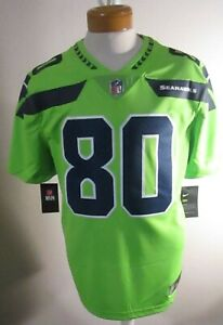 Nike Steve Largent Seattle Seahawks Retired Player Limited Jersey 3XL Green $150