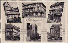 uralte AK, Göttingen, verschiedene Ansichten, gezeichnet als Feldpost 1940