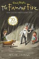 (Good)-Famous Five: 4: Five Go To Smuggler's Top: 70th Anniversary Edition (Famo