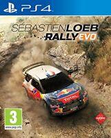 Sebastien Loeb Rally Evo (Guía / Racing) PS4 PLAYSTATION 4 Milestone