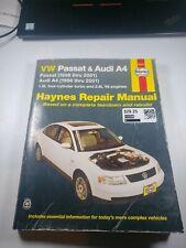 Repair Manual Haynes 96023 for Volkswagen Passat 1998-05,  Audi A4 1996-01