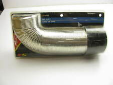 "Spectre 8748 Flexible 28"" Cold Air Intake Duct Hose Tube 3"" Diameter CHROME"