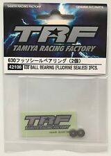 Tamiya 42108 630 Ball Bearing (Fluorine Sealed) (2 Pcs) (TRF417X) NIP