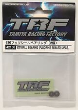 Tamiya 42108 630 Ball Bearing (Fluorine Sealed) (2 Pcs) (TRF417X) NIP