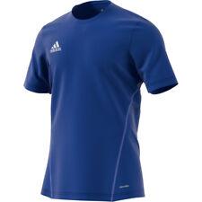 adidas Core 15 Trainingsshirt blau WEISS L