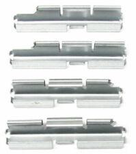 Centric Parts 104.08020 Rear Super Premium Semi Metallic Brake Pads