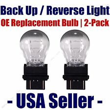Reverse/Back Up Light Bulb 2pk - Fits Listed GMC Vehicles - 3057