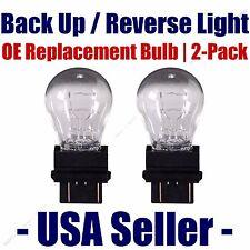 Reverse/Back Up Light Bulb 2pk - Fits Listed Jeep Vehicles - 3057