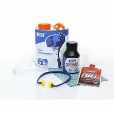 Victa LET'S GET STARTED KIT 2L Fuel Container, 2-Stroke Engine Oil *Aust Brand