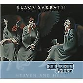 "BLACK SABBATH ""HEAVEN AND HELL"" 2CD DELUXE EDITION BRAND NEW SEALED classic rock"