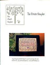 Plum Street Samplers: The Praise Sampler Chart