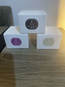 Set Of 3 Parks London Exclusive Candles No1, No2 And No 3