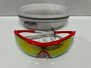 NEW Salice 004 RW Red Cycling Sports Glasses