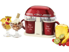 Gelatiera Ariete Twin Ice Cream Maker - 631 Dgs0467067