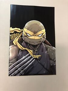Tmnt #97 Teenage Mutant Ninja Turtles DIALYNAS Virgin Variant Rare 250 Print run