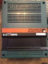 RELIANCE ELECTRIC 1AC2003 AC VS DRIVE 3HP 3PHASE