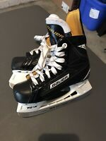 Bauer Supreme S150 Size 1D Junior Ice Hockey Skates Jr Kids 1