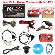 Kess V2 V5.017 EU Version SW V2.47 with Red PCB Online Version No Token Limited