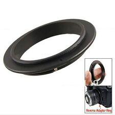 52 55 58 62 67 72 77mm PK Macro Reverse Adapter Ring for Pentax Mount