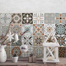 PS00009 Adesivi murali in pvc per piastrelle per bagno e cucina Stickers design