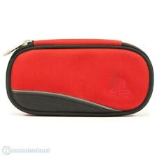 PSP - original Tasche / Carry Case / Travel Bag #rot [Sony]
