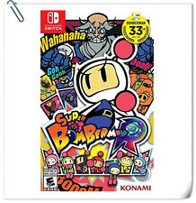 SWITCH Super Bomberman R Nintendo Konami Action Games