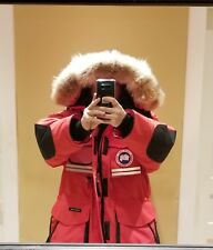 2018 XXL - XXXL RED LABEL HOLOGRAM TAG RED CANADA GOOSE SNOW MANTRA PARKA JACKET