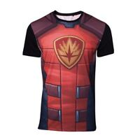 Guardians Of The Galaxy Rocket - Cosplay T-Shirt Multicolore XL