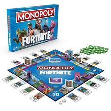 Fortnite Monopoly Board Game, Multi-Color Edition E6603102 Family Fun Game Gift