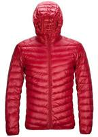 Mens Down Jacket Hooded Packable Ultra Light Weight Outwear Winter Coat For Men