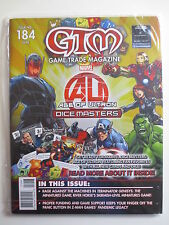 GTM Game Trade Magazine issue # 184 June Age of Ultron Dice Masters (M667)