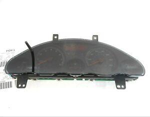 07-10 GMC Acadia Speedometer Instrument Gauge Cluster MPH OEM