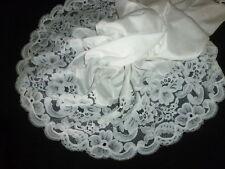 jolie combinaison&fond de robe vintage jolie dentelle taille  36 ref TBAR2
