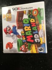 Super Mario 3D Land Nintendo 3DSBrand New Factory Sealed