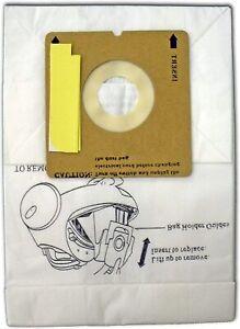 ZVac Replacement Eureka Style L Mini Might Vacuum Bags