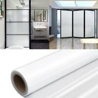 Frosted Window Glass Sticker Window Film Protect Privacy Removable