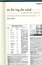 Defining the Wind: The Beaufort Scale, and How a 19th-Century Admiral -ExLibrary