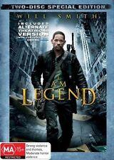I Am Legend (2 Disc) DVD R4