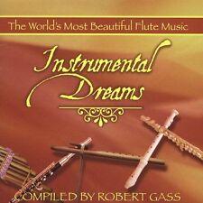 ROBERT GASS - INSTRUMENTAL DREAMS - CD - NEW