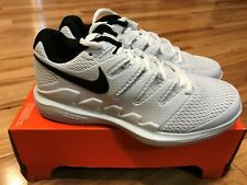 brand new 7ab4c 3300f Nike Air Zoom Vapor X HC White Black Vast Grey AA8030 101 Men s Size 5