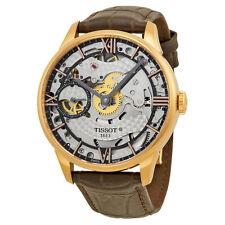 Tissot Chemin Des Tourelles Squelette Skeleton Dial Mens Watch T0994053641800