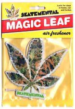 Skate Mental Weed Leaf Skateboard Air Freshener skunk cannabis bong dope